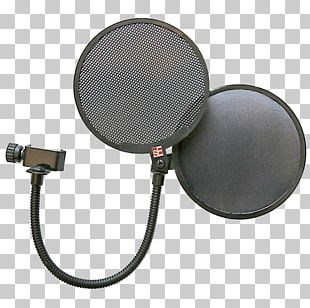 Microphone Pop Filter SE Electronics Recording Studio Audio PNG