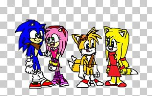 Amy Rose Tails Knuckles The Echidna Sonic Boom Character PNG