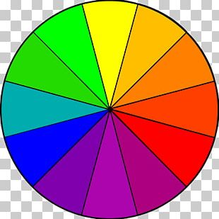 Color Wheel Primary Color Color Theory Tertiary Color PNG