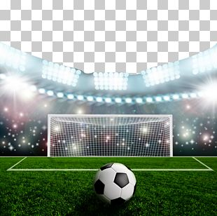 Football Pitch Goal Soccer-specific Stadium PNG