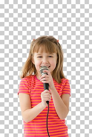 Microphone Singing Photography PNG