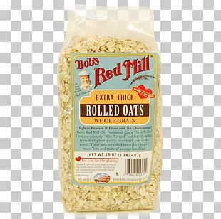 Bob's Red Mill Organic Food Cereal Flour Whole Grain PNG