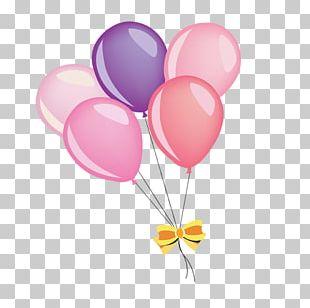 Balloon Computer File PNG