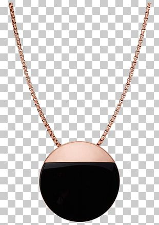 Necklace Figaro Chain Jewellery Gold PNG