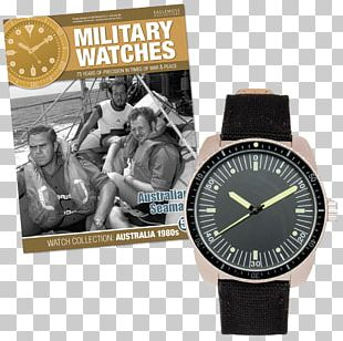 Watch Strap Military Watch Chronograph PNG