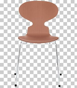 Ant Chair Model 3107 Chair Egg Fritz Hansen PNG
