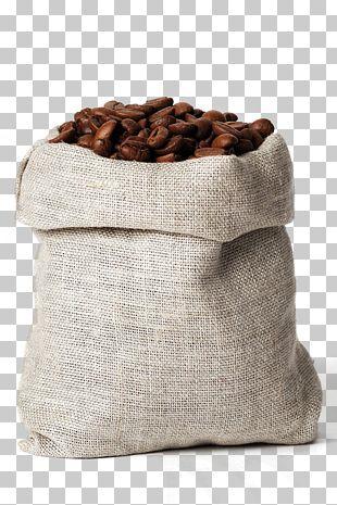 Coffee Bean Gunny Sack Bag Kopi Luwak PNG