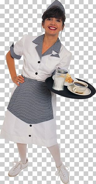 Stock Photography Woman Waitress Breakfast Getty S PNG