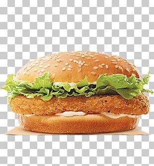 Chicken Sandwich Hamburger Burger King Specialty Sandwiches Chicken Fingers Chicken Patty PNG