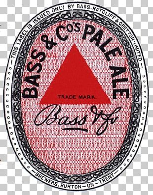 Bass Brewery Beer Bass Pale Ale PNG