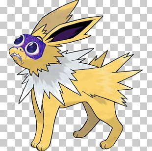 Pokémon Red And Blue Pokémon Ultra Sun And Ultra Moon Drawing Jolteon PNG