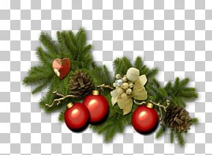 Old New Year Christmas Holiday PNG