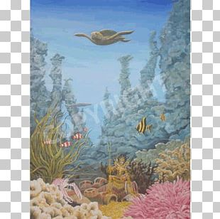 Coral Reef Marine Biology Wildlife Ecosystem Underwater PNG