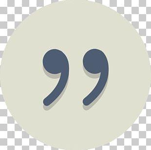 Quotation Mark Citation PNG
