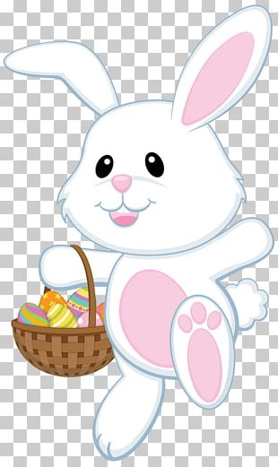 Easter Bunny Domestic Rabbit PNG