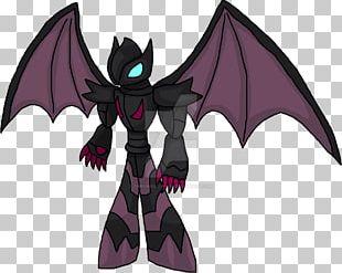 Demon Legendary Creature Animated Cartoon PNG