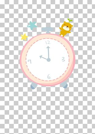 Alarm Clock Template PNG