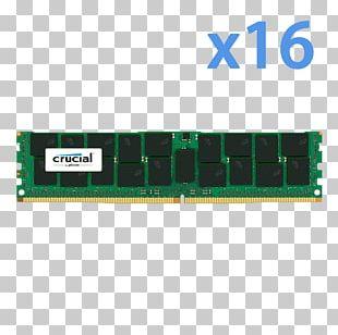 Registered Memory DDR4 SDRAM ECC Memory DIMM PNG