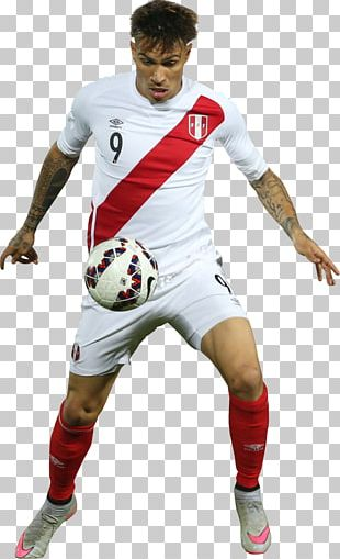Paolo Guerrero Peru National Football Team Soccer Player Athlete PNG