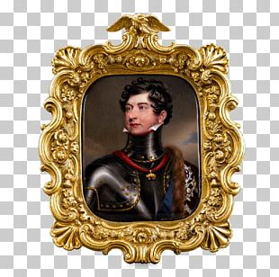 United Kingdom Of Great Britain And Ireland Monarch George IV State Diadem Painting PNG