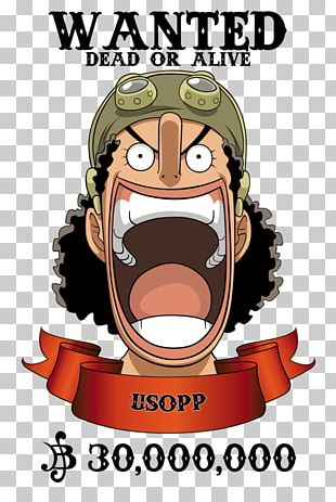 Monkey D. Luffy Usopp Franky Wanted! Portgas D. Ace PNG