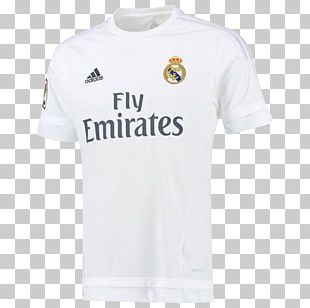Real Madrid C.F. UEFA Champions League T-shirt Jersey Kit PNG