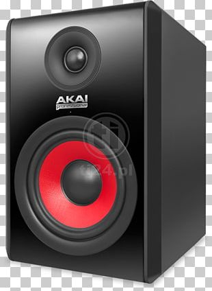 Subwoofer Studio Monitor Computer Speakers Sound Akai PNG