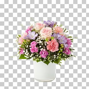 Rose Flower Bouquet Cut Flowers Flower Delivery PNG