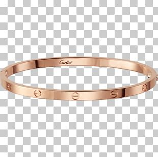 Love Bracelet Cartier Jewellery Brilliant PNG