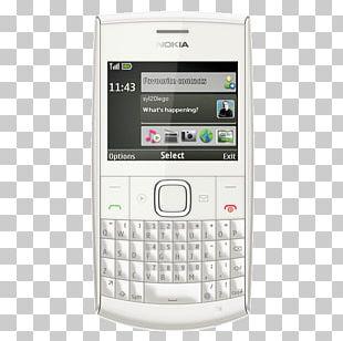 Nokia X2-01 PNG