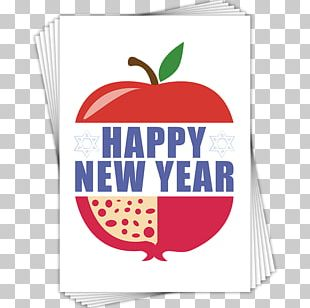 Rosh Hashanah New Year Card Greeting & Note Cards Envelope PNG