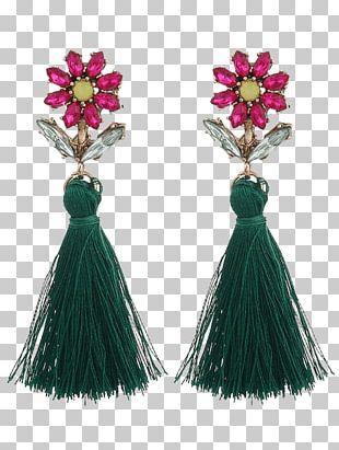 Earring Jewellery Fashion Clothing Accessories Imitation Gemstones & Rhinestones PNG