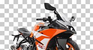 KTM RC 125 Bajaj Auto Motorcycle Fairing PNG