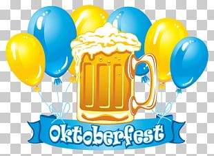 Oktoberfest Celebrations Beer PNG