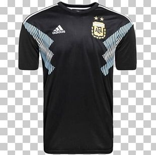 Argentina National Football Team 2018 World Cup T-shirt Jersey Kit PNG