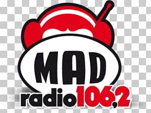 Greece Internet Radio MAD Radio 106.2 FM Broadcasting MAD RADIO 107 PNG