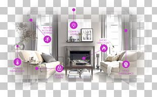 Home Automation Kits Living Room Bedroom House PNG