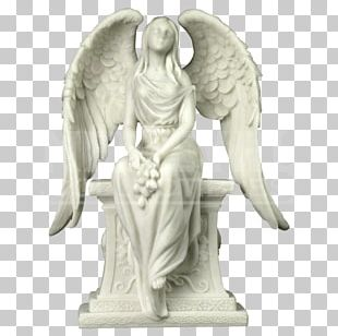 Diana Prince Statue Angels Cherub PNG