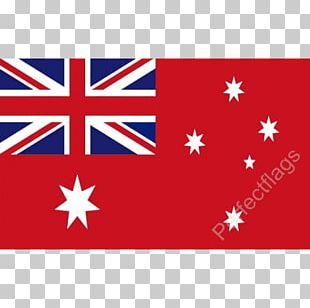 Flag Of Australia Royal Australian Air Force Ensign Australian Red Ensign PNG