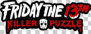 Friday The 13th: Killer Puzzle Jason Voorhees Friday The 13th: The Game PNG