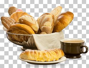Coffee Bakery Pan Dulce Danish Pastry Breakfast PNG