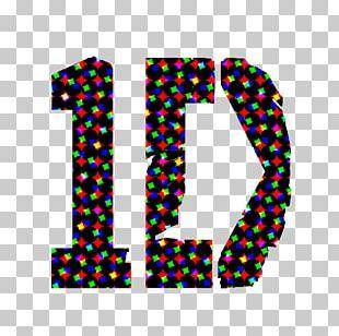 One Direction T-shirt Logo Musical Ensemble PNG