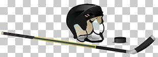 Hockey Puck Ice Hockey Hockey Stick PNG