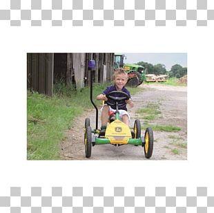 John Deere Go-kart Velomobile Quadracycle Pedaal PNG