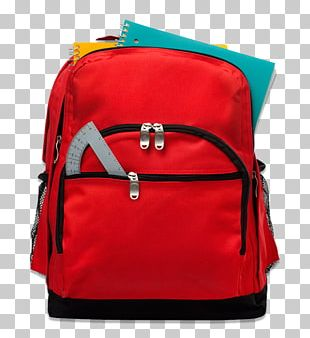 School Supplies Student Education Backpack PNG