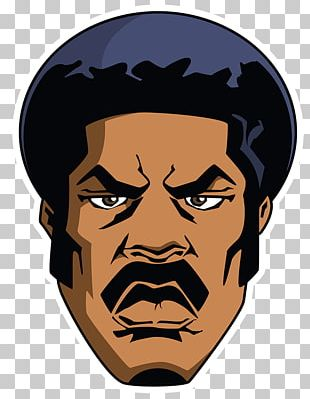 Black Dynamite Drawing Cartoon Animation PNG