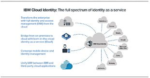 IBM Cloud Computing Identity Management Software As A Service PNG