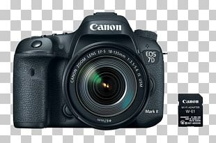 Canon EOS 7D Mark II Canon EF-S 18–135mm Lens Canon EF Lens Mount PNG