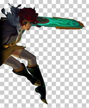 Transistor Supergiant Games Video Game Computer Icons Bastion PNG