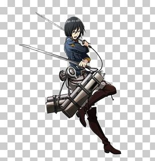Mikasa Ackerman Eren Yeager Armin Arlert A.O.T.: Wings Of Freedom Attack On Titan PNG